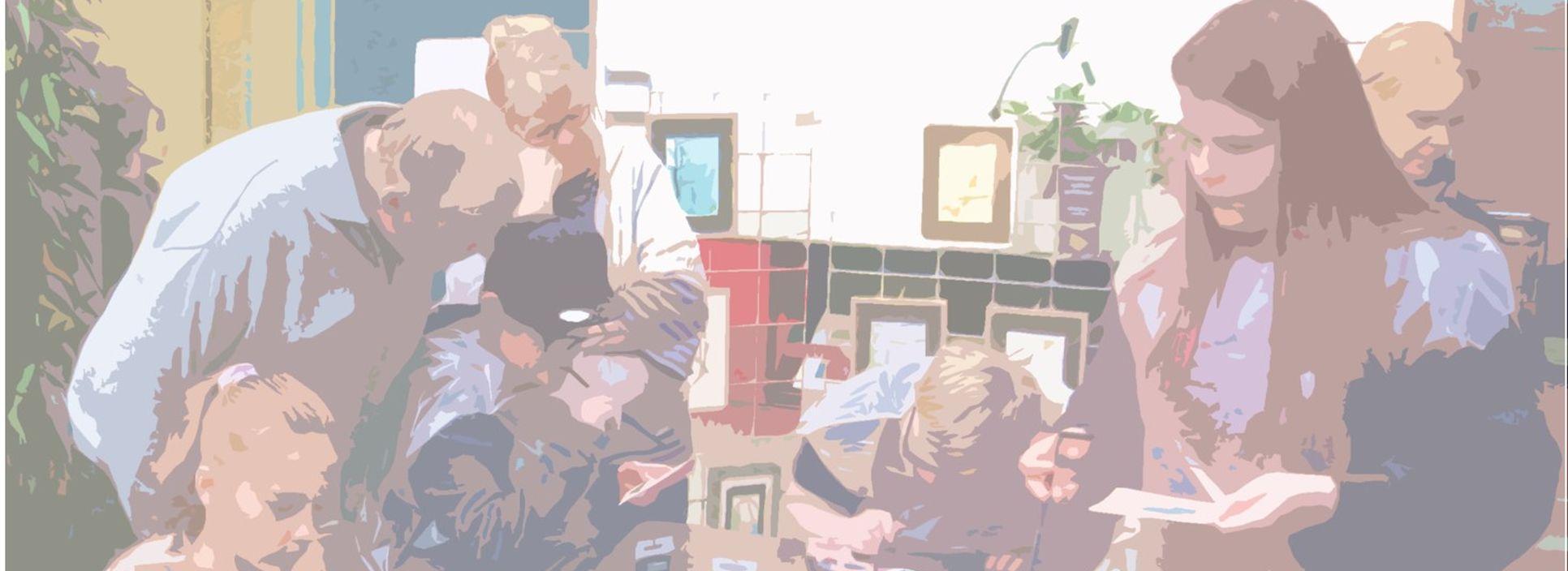 Kreativ Energi - Malerkurser for børn og voksne